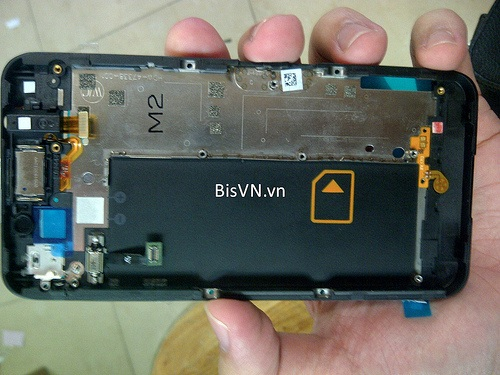 BB 10 London Teardown 2
