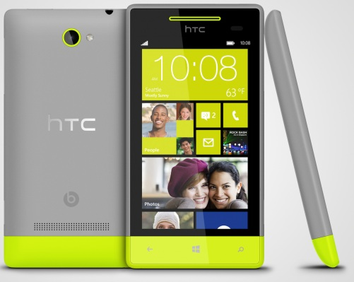 HTC 8S Official 1