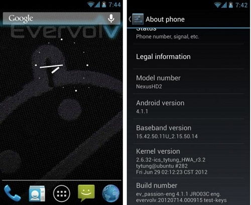 HTC HD2 get unofficial Android 4.1 Jelly Bean port, long ...
