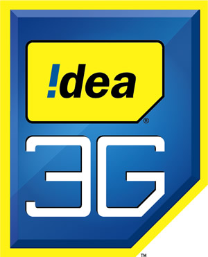 idea cellular 3g logo