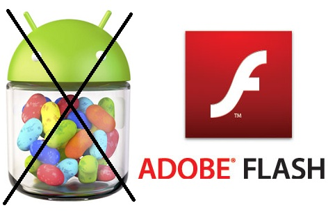 how to get flash on android jelly bean