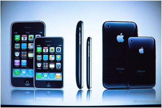 smaller iphone apple