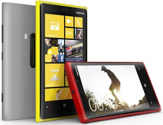 Nokia Lumia 920 India launch price