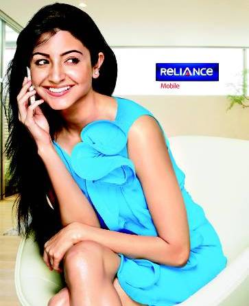 anushka reliance