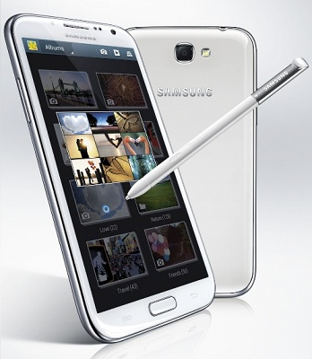 Galaxy Note II Official 1
