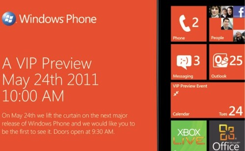 windows phone new 24th may